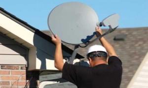 Правила монтажа антенны